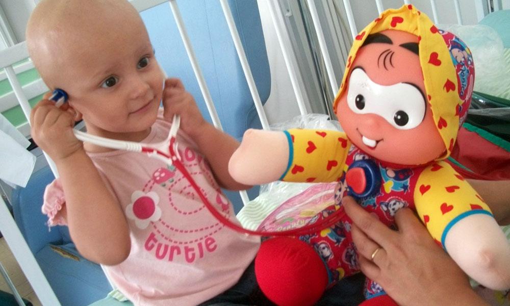 Câncer Infantil: Ao Combate!