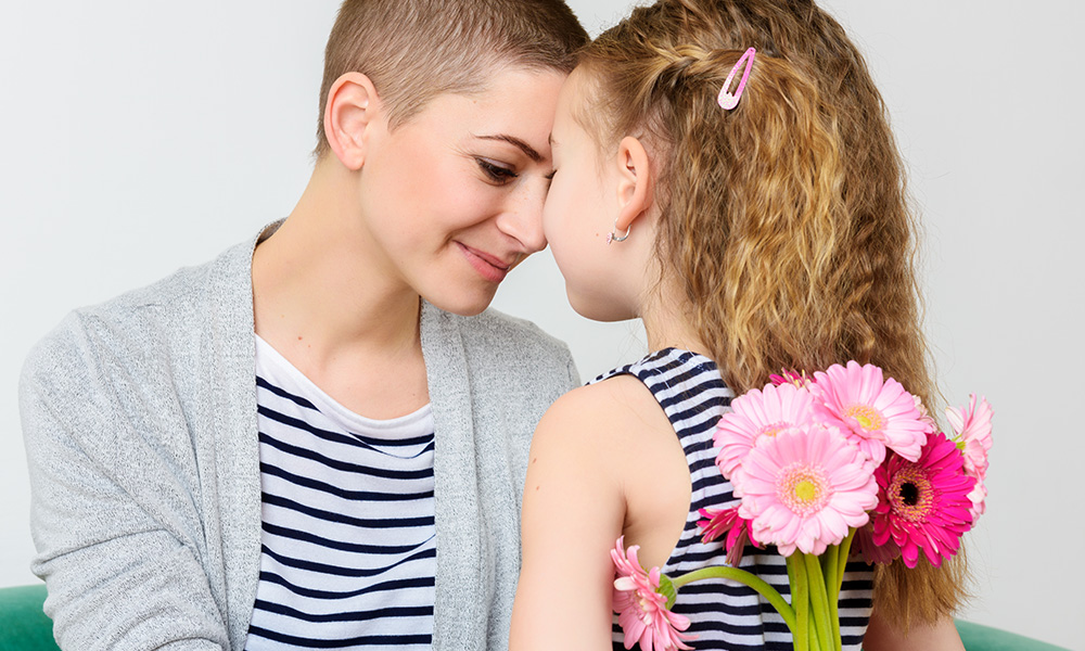 A Alegria Da Remissão De Um Câncer