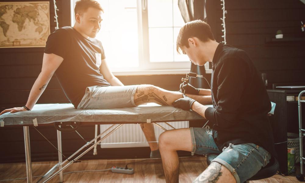 Tatuagem - Câncer