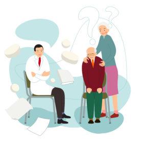 São necessários alguns cuidados extras, porém o controle e até a cura da doença são possíveis