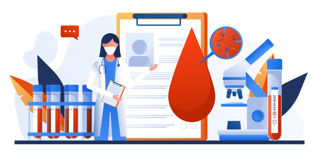 Análise Do Sangue Para Diagnostico De Doença Autoimune