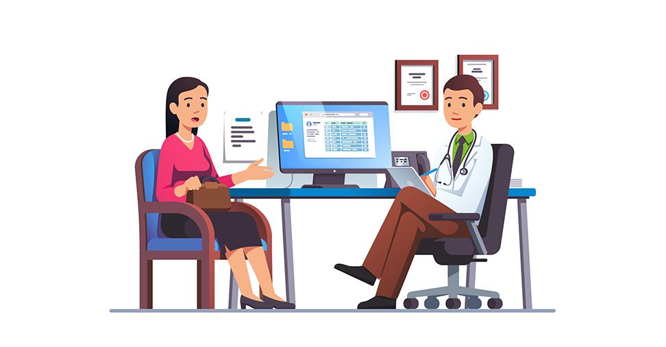Paciente De PTI No Médico Para Conseguir Aposentadoria Por Invalidez