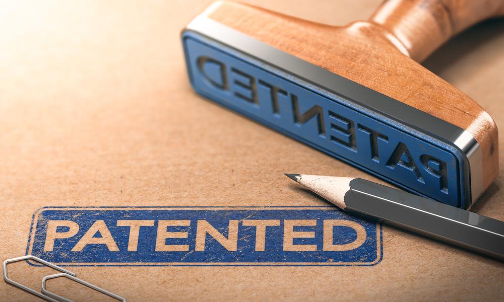 Carimbo De Patente De Medicamentos